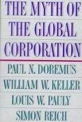 Myth of the Global Corporation
