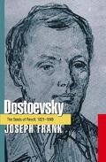 Dostoevsky The Seeds of Revolt, 1821-1849