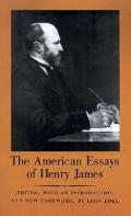 American Essays of Henry James