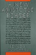 New Aristotle Reader