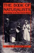 Book of Naturalists An Anthology of the Best Natural History