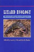 Lizard Ecology: Historical and Experimental Perspectives - Laurie J. Vitt - Hardcover