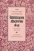Collected Letters of William Morris 1893-1896