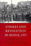 Strikes and Revolution in Russia, 1917