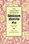 The Collected Letters of William Morris, Volume 3: 1889-1892