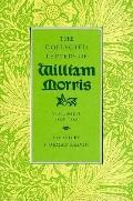 The Collected Letters of William Morris, Vol. 2