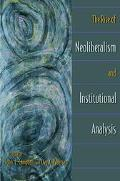 Rise of Neoliberalism and Institutional Analysis