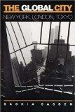 Global City: New York, London, Tokyo - Saskia Sassen - Hardcover