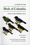 Guide to the Birds of Columbia