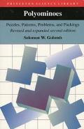 Polyominoes: Puzzles, Patterns, Problems, and Packings - Solomon W. Golomb