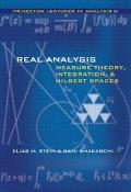 Real Analysis Measure Theory, Integration, And Hilbert Spaces