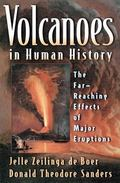 Volcanoes In Human History The Far-reaching Effects Of Major Eruptions