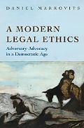 A Modern Legal Ethics