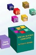 Social Science Concepts A User's Guide