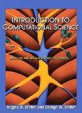 Introduction to Computational Science Modeling and Simulation for the Sciences
