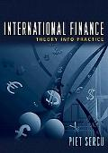 International Finance: Theory into Practice