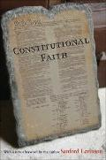 Constitutional Faith - with New Afterword