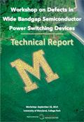 Technical Report: Workshop on Defects in Wide Bandgap (WBG) Semiconductor Power Switching De...