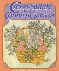 Cross-Stitch from a Country Garden - Sedgewood Press Staff - Hardcover