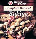 Better Homes and Gardens Complete Book of Baking - Better Homes & Gardens - Hardcover