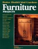 Furniture Projects (Better Homes & Gardens Wood Shop Library)