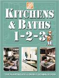 Kitchens and Baths 1-2-3