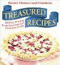 Treasured Recipes: 200 Prize-Winning Dishes from America's Hometown Cooks