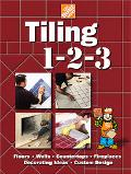 Tiling 1-2-3 Floors, Walls, Countertops, Fireplaces, Decorating Ideas, Custom Design