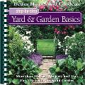 Better Homes and Gardens Step-By-Step Yard & Garden Basics