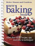 New Baking Book More Than 600 Recipes, Tips, And How-to Techniques