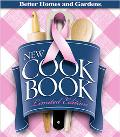 Better Homes and Gardens New Cook Book Pink Plaid