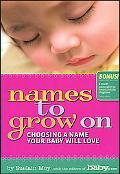 Baby Names Book