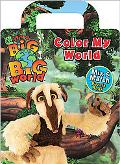 It's a Big Big World Mix and Match Jigsaw Puzzle Book