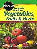 Complete Guide to Vegetables Fruits and Herbs