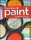 Decorative Painting Techniques and Ideas