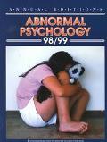Abnormal Psychology 1998-99