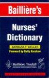Baillier's Nurses' Dictionary