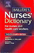 Bailliere's Nurses' Dictionary