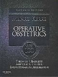 Munro Kerr's Operative Obstetrics
