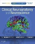 Clinical Neuroanatomy and Neuroscience: With STUDENT CONSULT Access, 6e (Fitzgerald, Clincal...