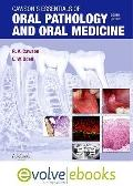 Cawson's Essentials of Oral Pathology and Oral Medicine Text and Evolve eBooks Package