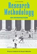 Research Methodology An Introduction
