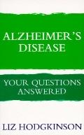 Alzheimer's Disease: Your Questions Answered
