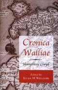 Cronica Walliae