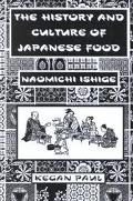 History and Culture of Japanese Food