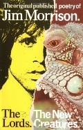Jim Morrison: Lords and New Creatures - Jim Morrison - Paperback