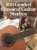 100 Graded Classical Guitar Studies-Fred Noad