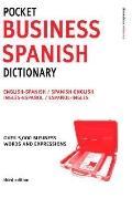 Pocket Business Spanish Dictionary