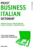 Pocket Business Italian Dictionary