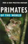 Primates of the World - Rod Preston-Mafham - Paperback